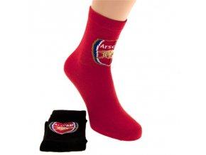 Ponožky Arsenal FC Junior 2 páry