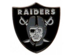 Odznak Oakland Raiders NFL
