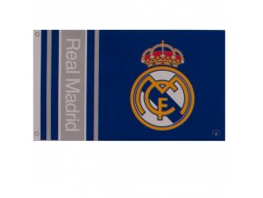 Vlajka Real Madrid FC wm