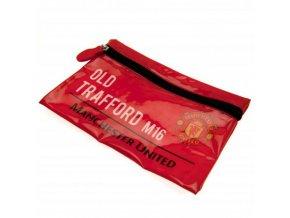 Penál Manchester United FC na psací potřeby ss