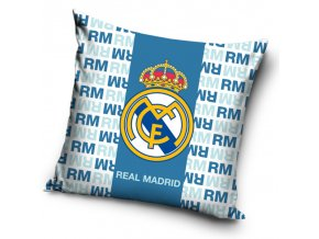 Povlak na polštářek Real Madrid Medium Blue