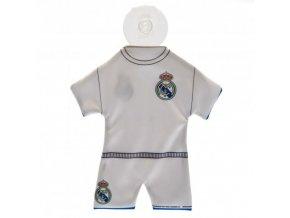 Mini Dres Real Madrid FC