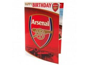 Přání Arsenal FC Hrající