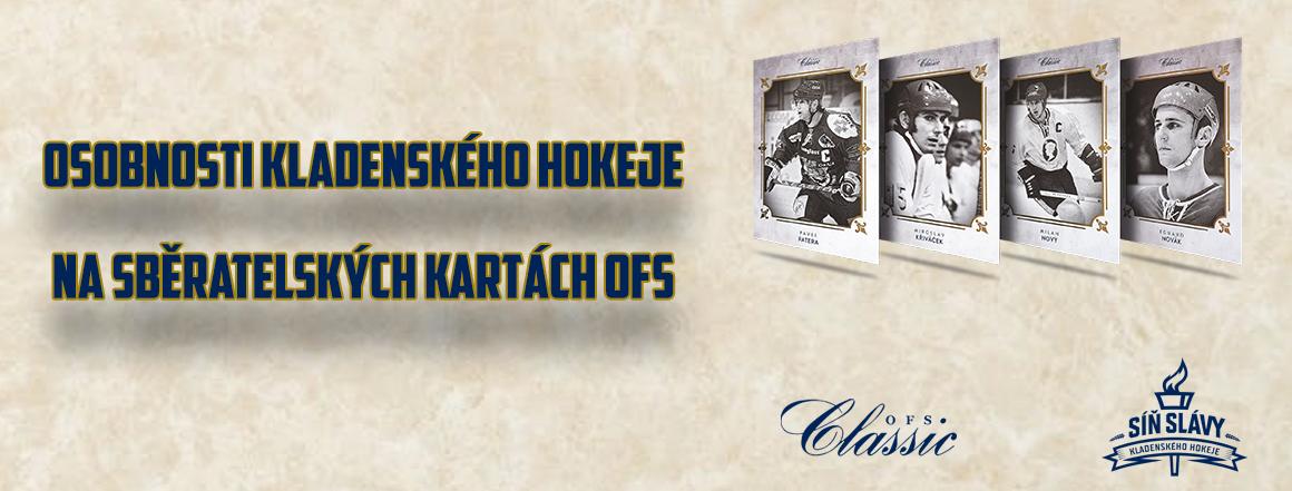 OFS Cards Síň Slávy Kl Hokeje