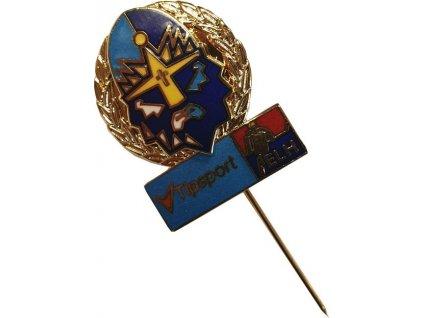 000 Odznak RYTÍŘI EXTRALIGA