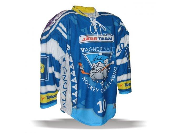 012 Dres HC VAGNERPLAST 2010 FANS modrý