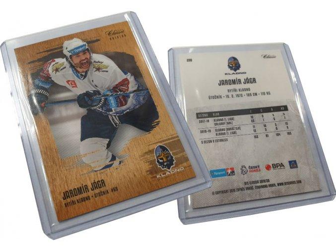 233 Sběratelská karta JJ68 GOLD