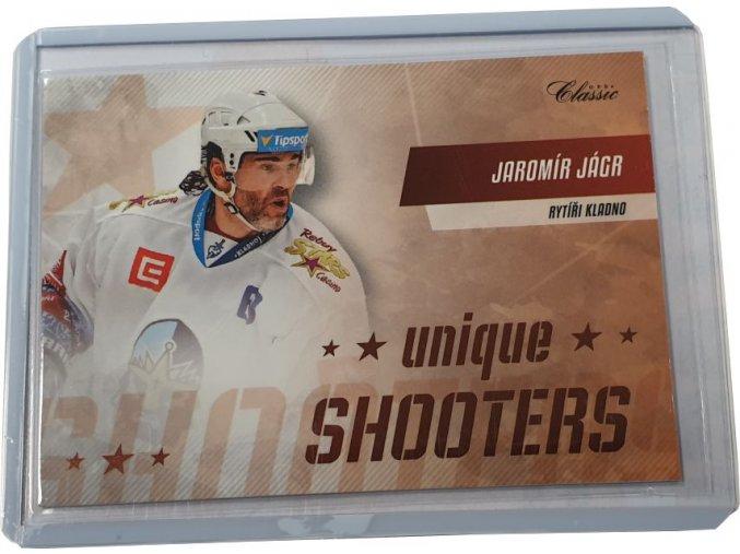 233 Sběratelská karta JJ68 unique SHOOTERS