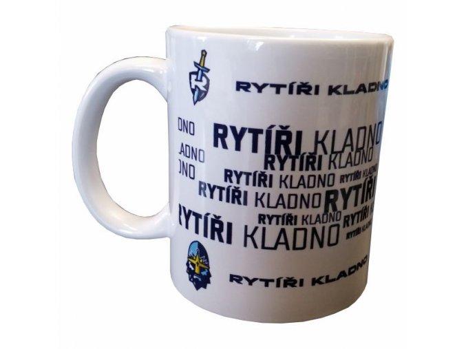 182 Hrnek RYTÍŘI LETTERS