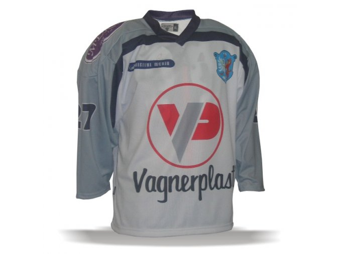 022 Dres HC VAGNERPLAST 2002-03 bílý