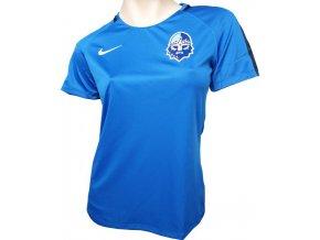 012 dámské tričko NIKE RYTÍŘI modré
