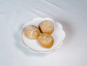 Svatební koláček - ořech