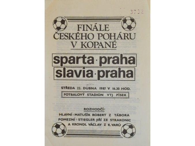 Program Finále ČP Slavia Praha vs. Sparta Praha II 30 7 2017 (22)