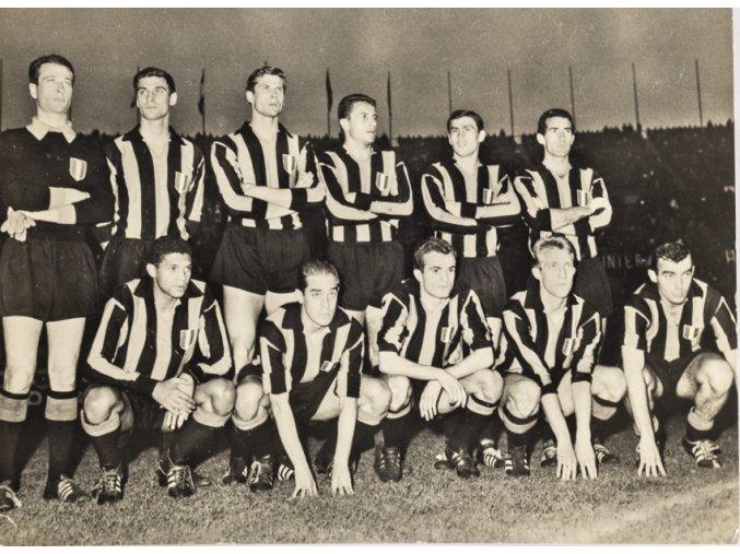 Foto tým Internazionale Milano III sport antique 30 7 17 (55)