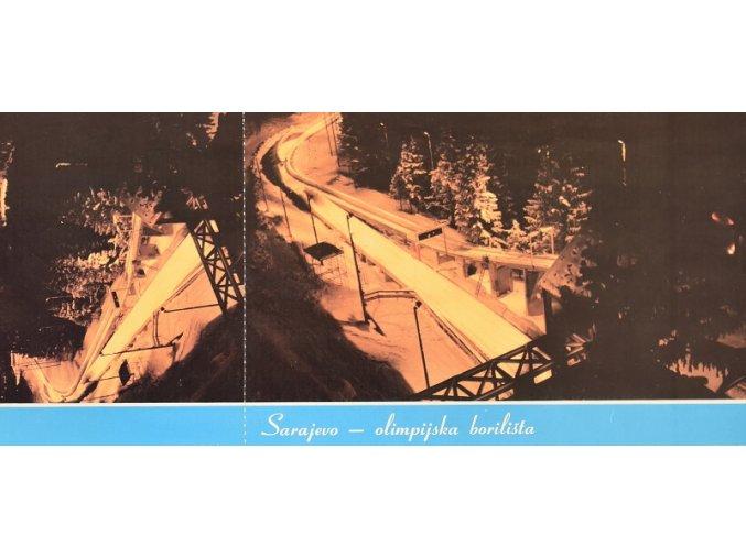 Soubor pohlednic SARJEVO OH 1984 II 30 7 2017 (7)