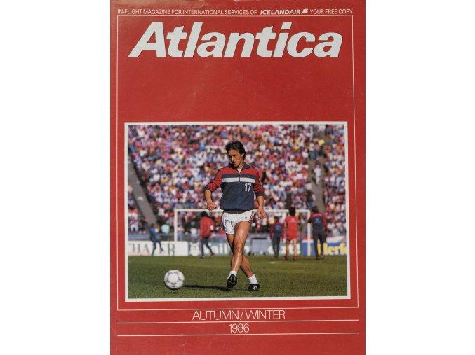 Magazín Atlanitica, 1986