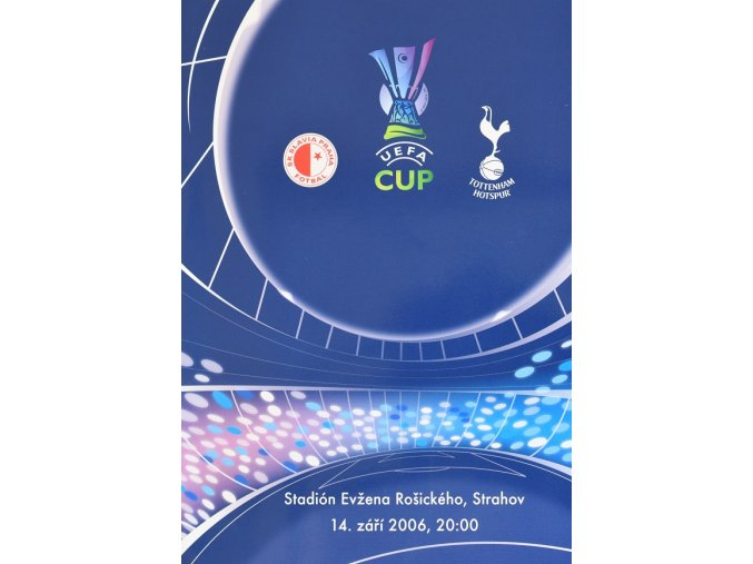 UEFA CUP SLAVIA vs. TOTTENHAM HOTSPUR II 30 7 2017 (37)