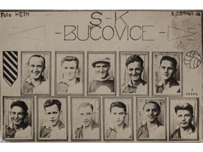 Dobová fotografie malá, S.K. Bučovice