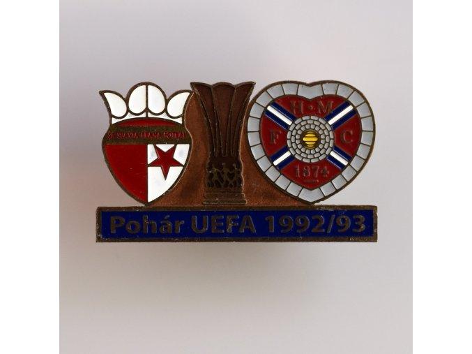 Odznak UEFA 92 93 Slavia vs. FHMC 1874 srpen 2017 ODZN puk (24)