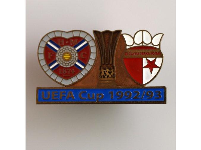 Odznak UEFA 92 93 FHMC 1874 vs. Slavia srpen 2017 ODZN puk (20)