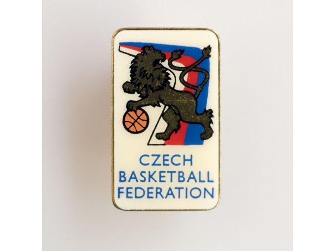 Odznak česká basketbalová federace