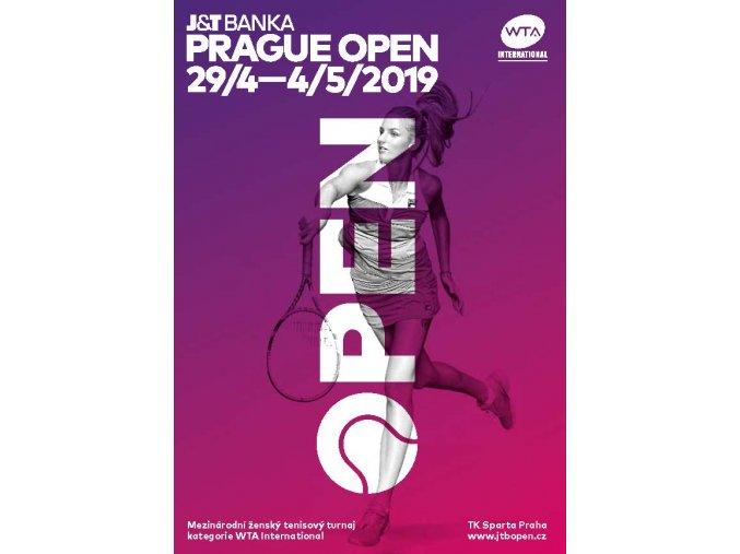 Oficiální program WTA 2019, Praha Stránka 01