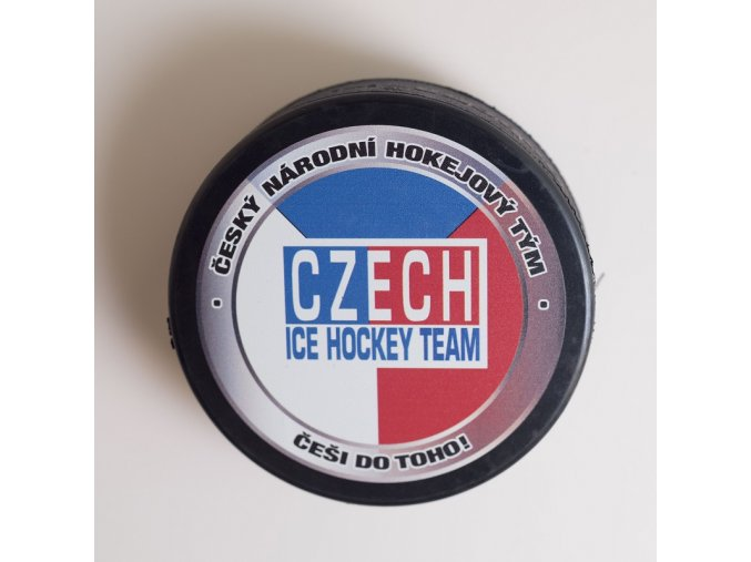 Puk Czech Ice hockey team