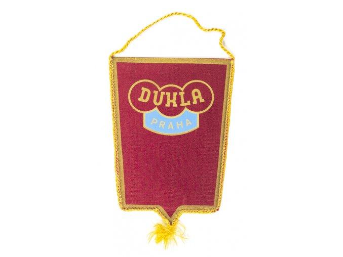 Vlajka DUKLA Praha, erb 1