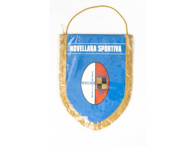 Kapitánská vlajka Novellara Sportiva