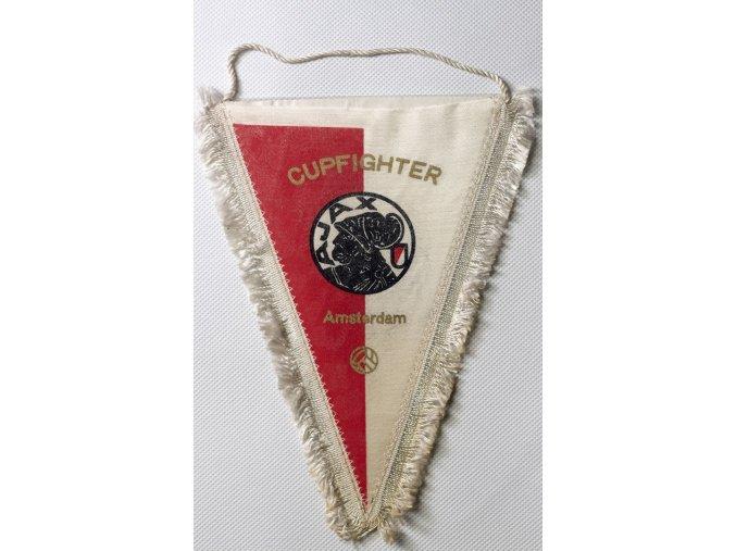 Klubová vlajka Cupfighter Amsterdam