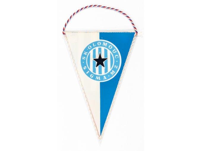 Klubová vlajka SIGMA OLOMOUC (1)