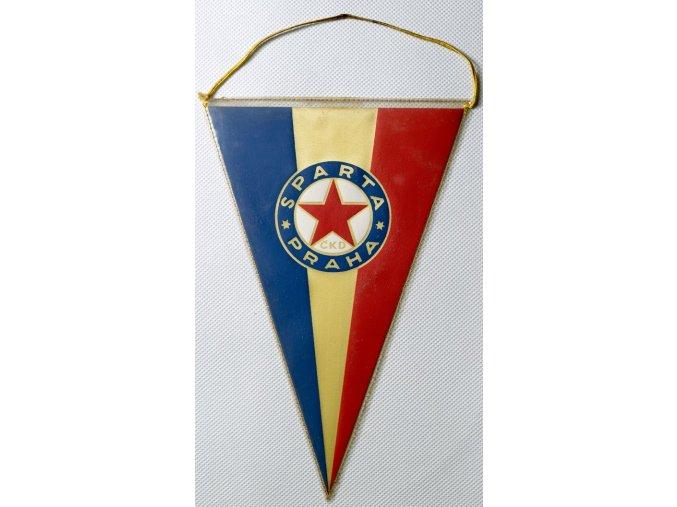 Klubová vlajka SPARTA PRAHA ČKD