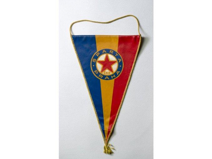 Klubová vlajka SPARTA PRAHA ČKD II