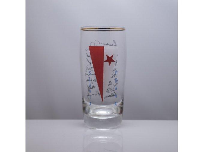 Sklenice pivní SK Slavia Praha 0,3 l II