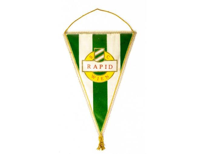 Klubová vlajka SC Rapid WIEN
