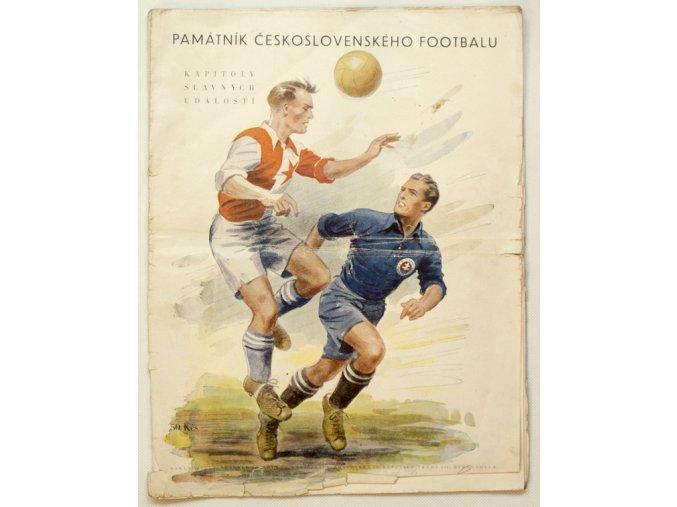 Památník Československého fotbalu, kapitoly slavných událostí