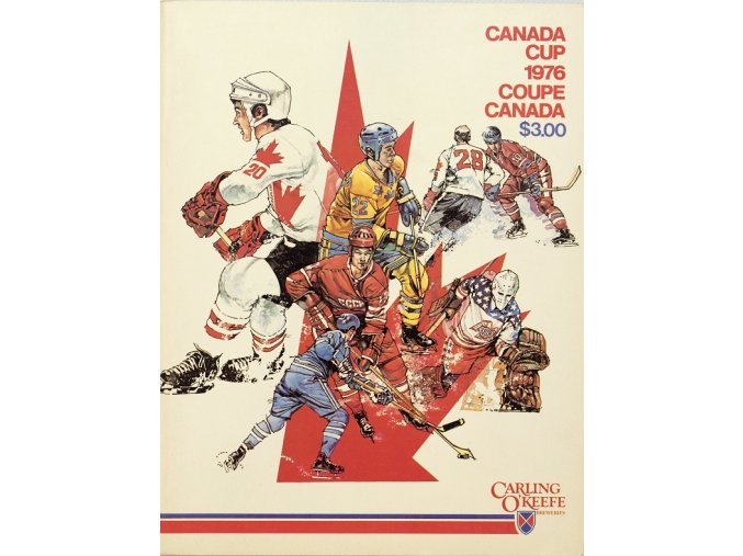 Program Canada CUP 1976
