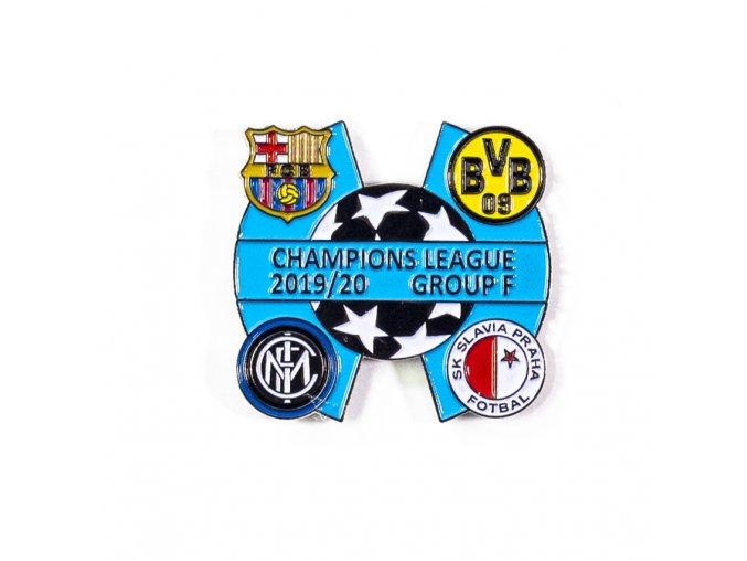 Odznak Sada odznaků , UEFA Champions league, Group F 201920, SILTURTUR