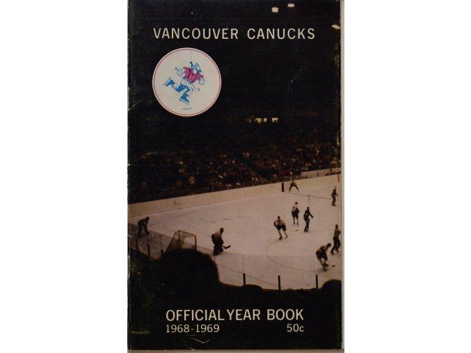 Ročenka Vancouver Canucks 1