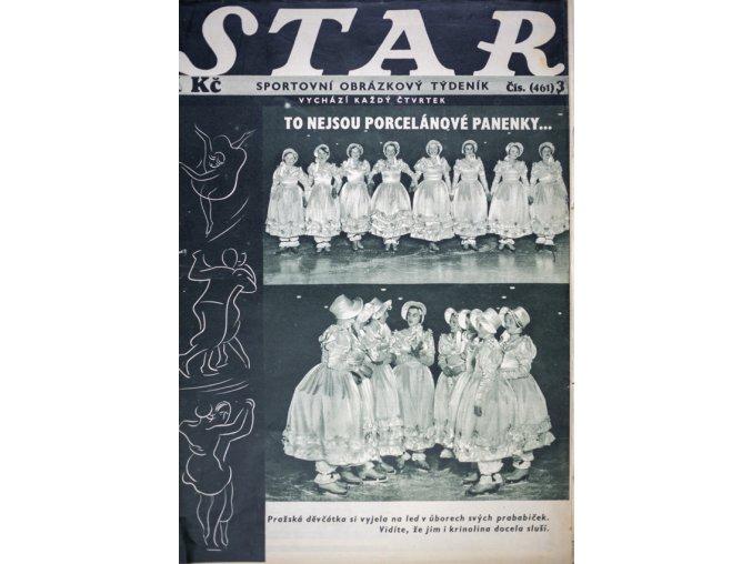 Časopis STAR To nejsou porcelánové panenky. Č. 3 ( 461 ), 1935 (1)