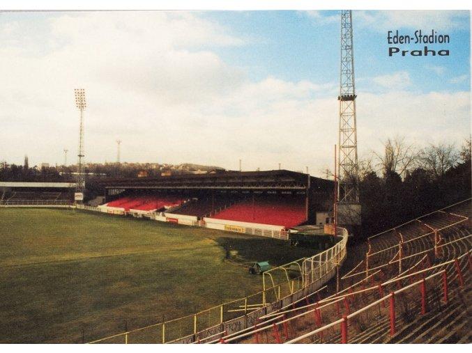 Pohlednice EDEN Stadion Praha