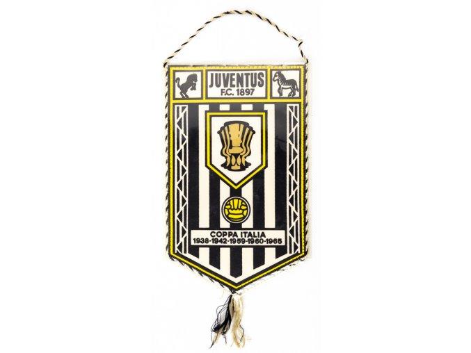 Klubová vlajka Juventus, F.C. 1897