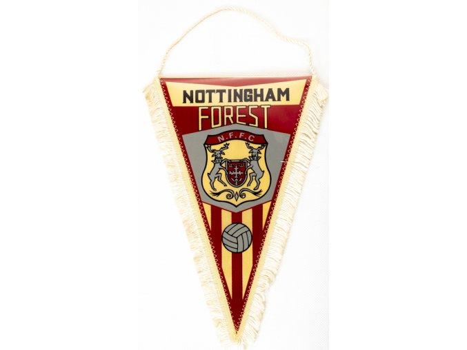 Klubová vlajka Nothingam Forest