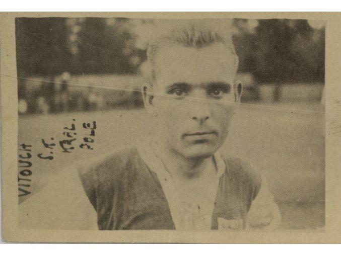 Dobová fotografie malá, Vitouch, Král. Pole