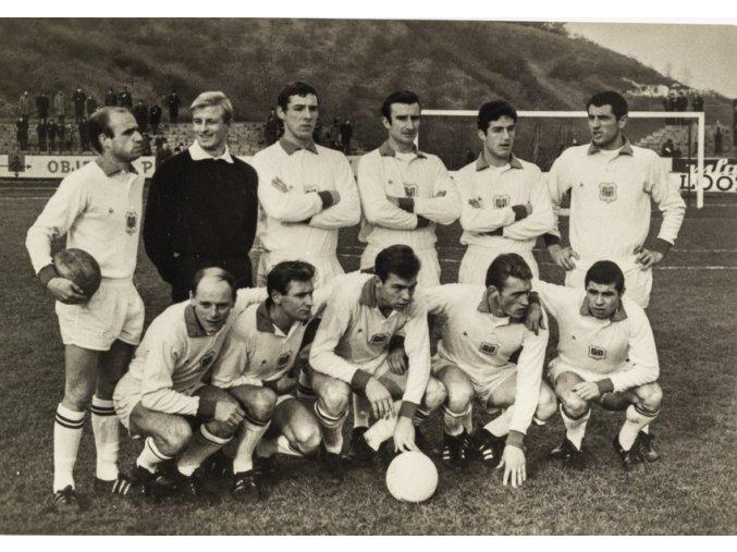 Foto, SC Anderlecht, 1969 (2)