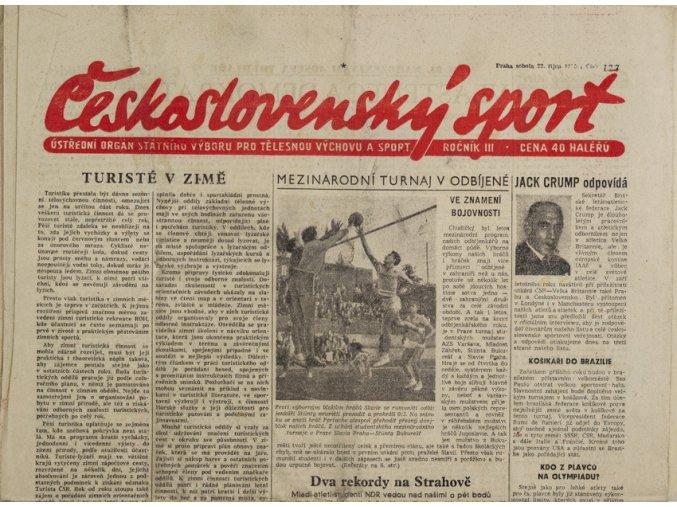 Noviny Československý sport, 1271955