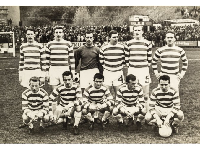 Foto, Celtic Glasgow, 1969
