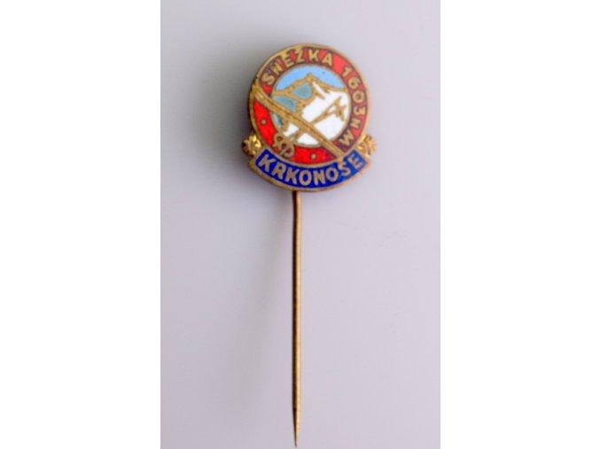 Odznak Krkonoše Sněžka 1603