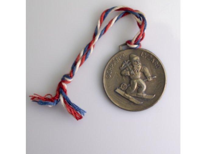 Medaile Ochránce lyžařů, Labská bouda Krkonoše