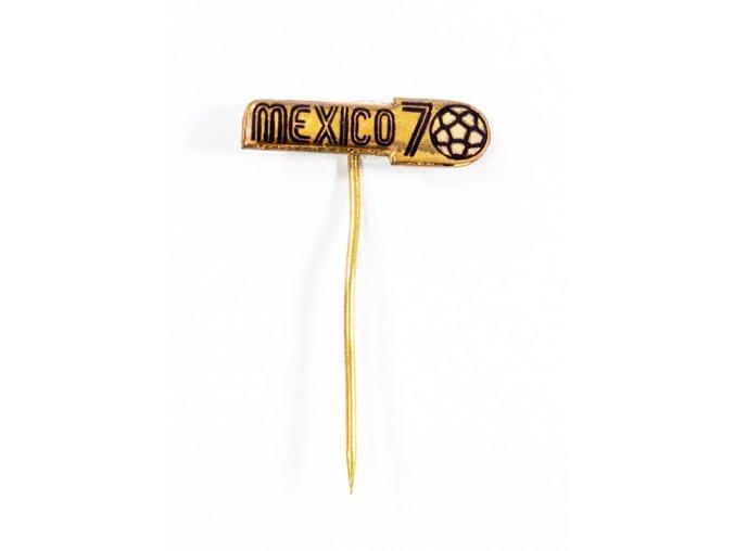 Odznak Mexico, 70